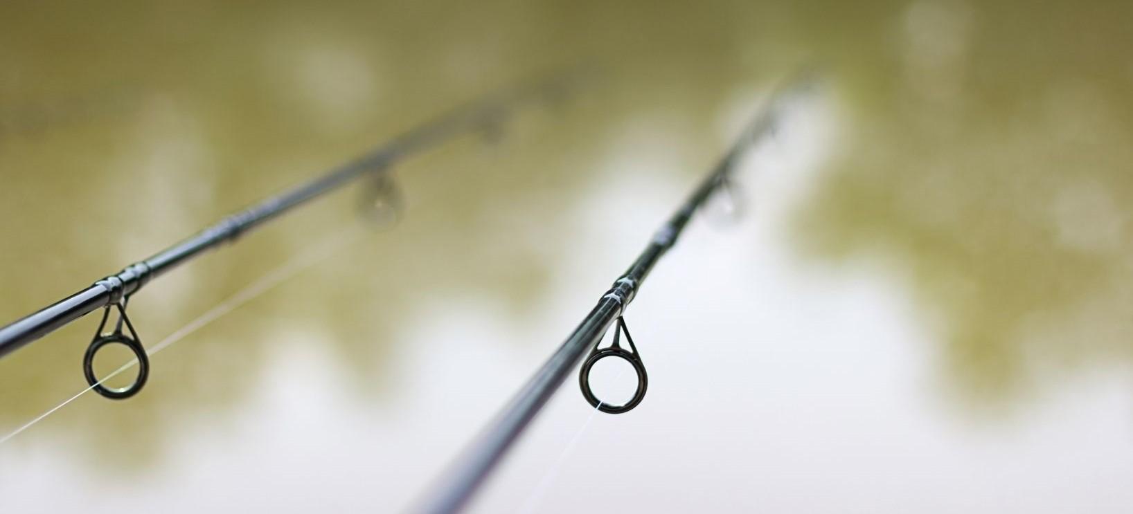 inele lanseta de pescuit
